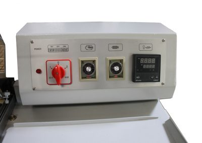 Shrink Wrapping Machine control panel
